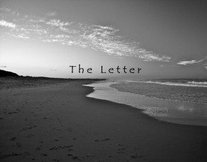 The-Letter by Misha Hoo
