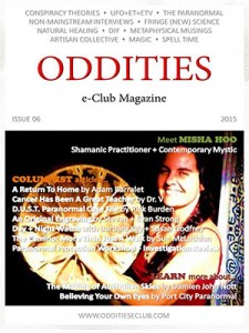 Oddities Mag
